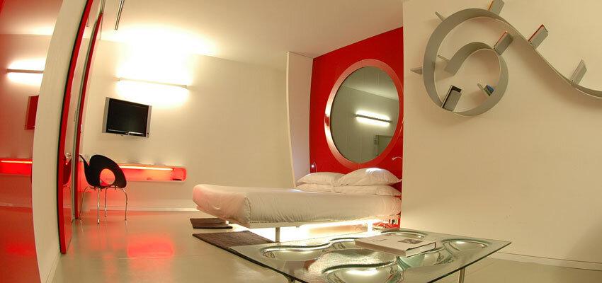 Suite im Duomo Hotel in Rimini