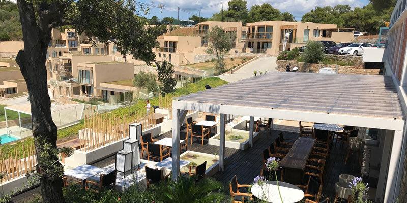 Elivi Resort Gesamtansicht