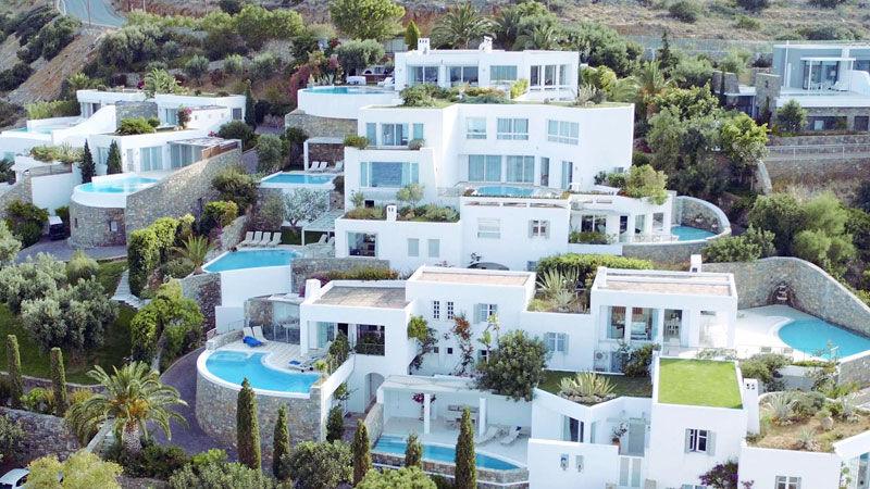 Elound Gulf Villas Gesamtansicht