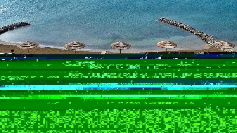 Elounda Gulf Villas Private Beach