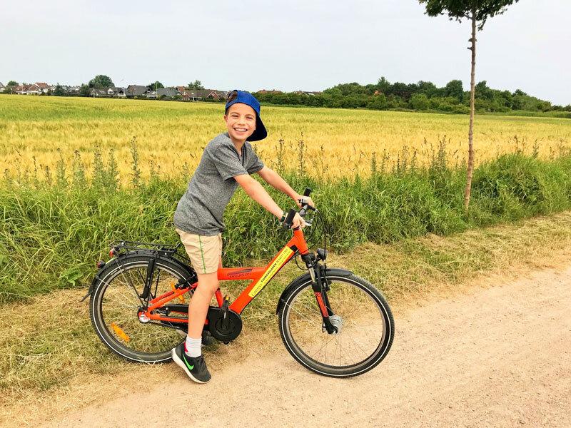 Fahrrad-ausleihen