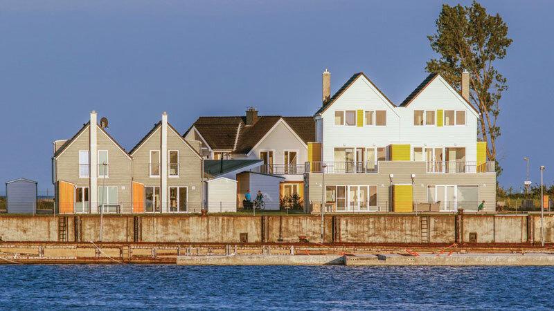 Ferienresort Olpenitz, Ansicht FeWo Pier 21 Bild Novasol, Fotograf: Udo Haafke