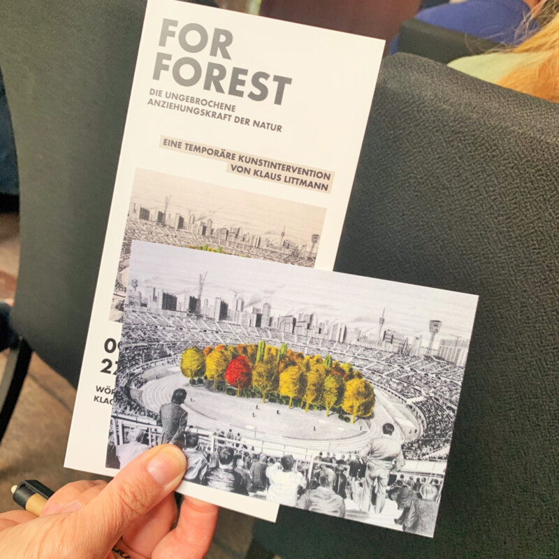 Kunstprojekt-For-Forest © Trips4Kids.de