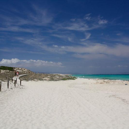 Formentera Playa Migjorn