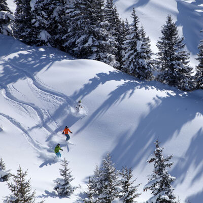 Freeride Le Grand Bornand