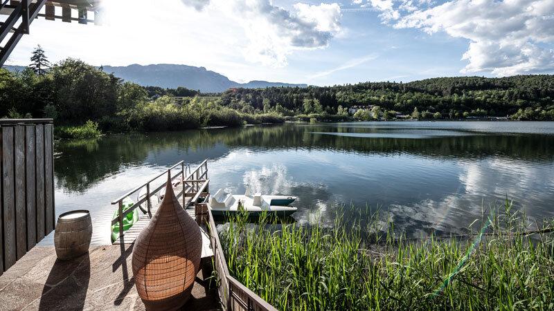 Gartenhotel Moser See - Familienhotels Südtirol