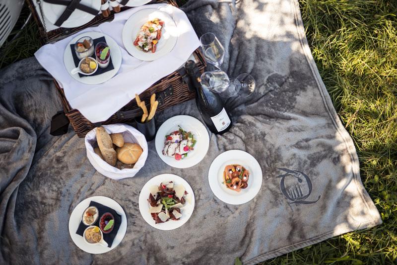 Gourmet Picknick - Quellenhof Lazise