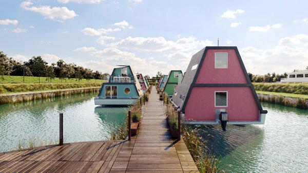 Hausboote Marina Azzurra Resort