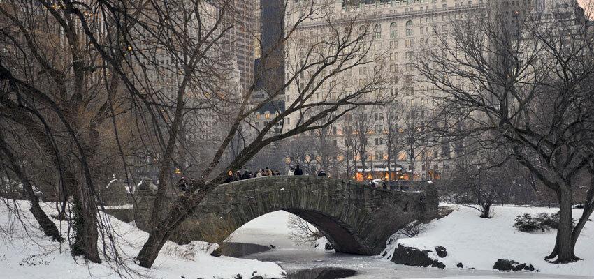 Winter in N.Y.C.