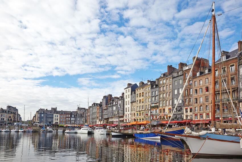 Honfleur-Hafen.Bild.Fabien_Mahaut_Calvados