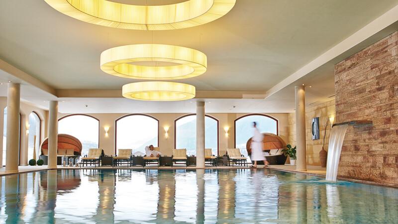 Hotel Alpeiner, Stubaital -Indoorpool © Foto: Hotel Alpeiner