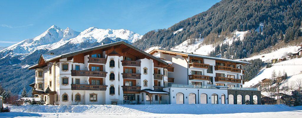 Hotel Alpeiner, Stubaital - mit weißer Winterwelt © Foto: Hotel Alpeiner