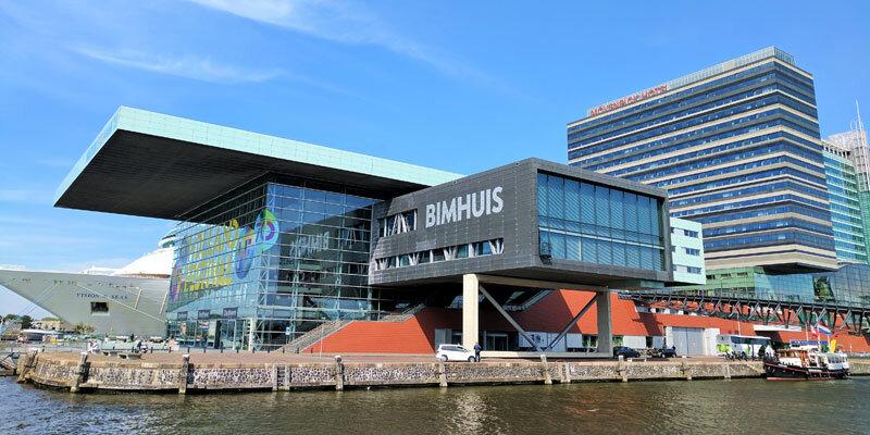 Wissenschaftsmuseum NEMO Amsterdam ©Thomas Weiß