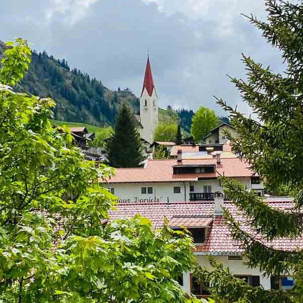 Hotel Singer Bergwang - Ausblick vom Hotel