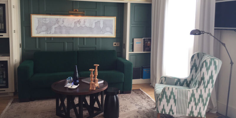 Hotel_Cort_Mallorca Suite_gruen. Bild Hotel Cort
