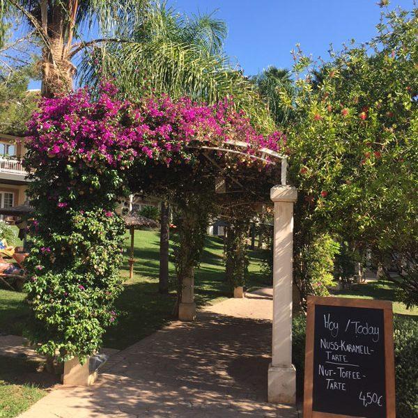 Hotel_Lindner Mallorca Garten Bild S.Mueller-Hofner Trips4kids.de