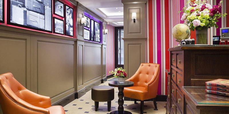 Paris - Hotel Philea Foyer