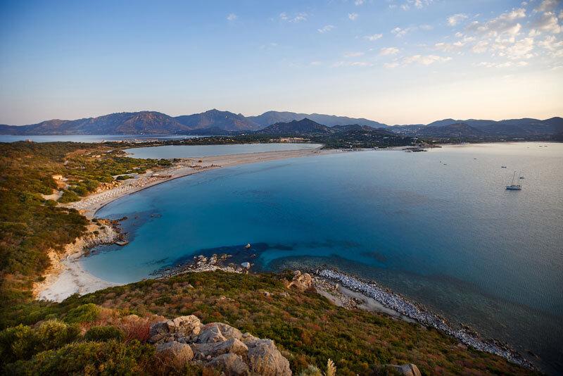 Italien villasimius sardaigne @Foto: Click & Boat