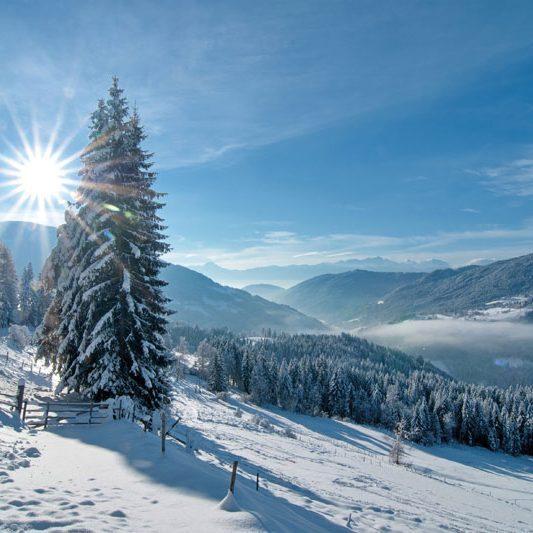 Kaernten-Werbung_Winterlandschaft_Gegental Bild AdrianHIPP
