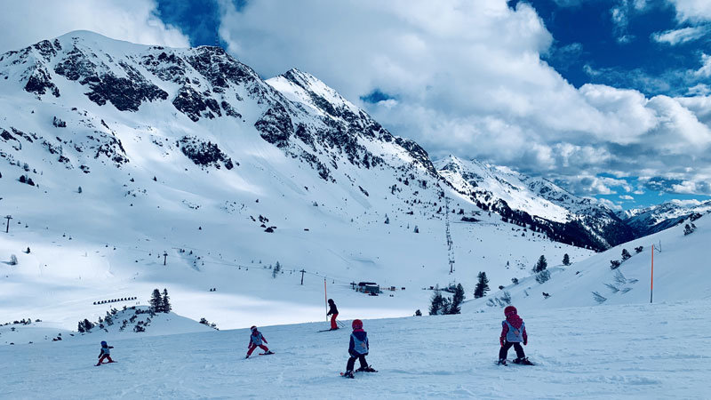 Kinderskikurs-Obertauern @ Foto: Trips4Kids.de, Andrea Fischer