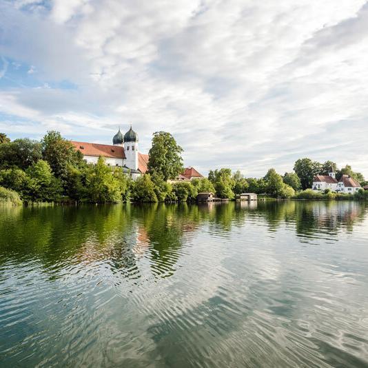 Klostersee Foto© sightsleepinghotels