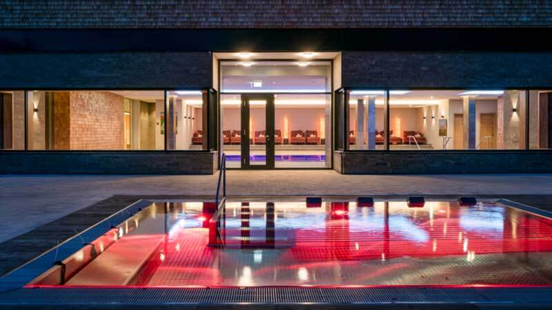 Klosterhof Premium Hotel & Health Resort_Außenansicht Staufenblick