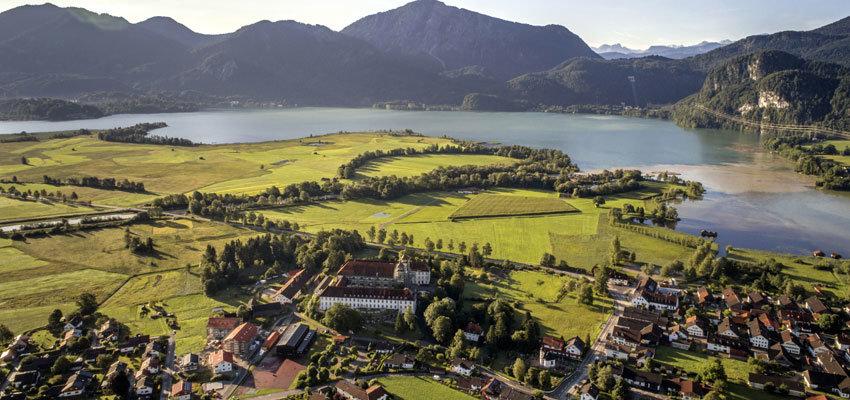 Kochelsee Schlehdorf - Toelzer Land