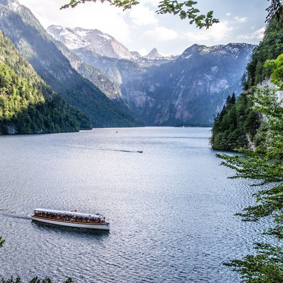 Koenigsee Berchtesgadener Land