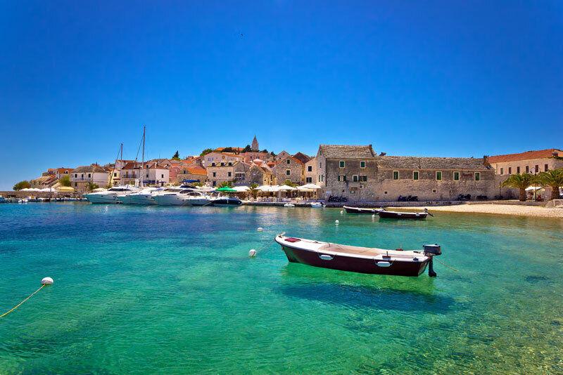 Kroatien @Foto: Click & Boat
