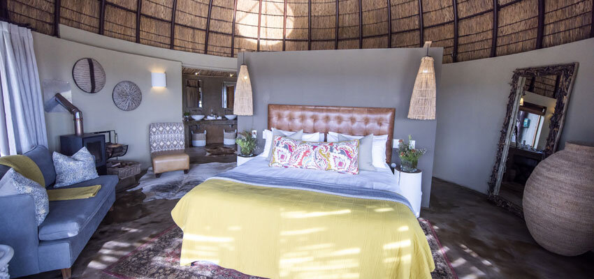 Gondwana Kwena Lodge Suite