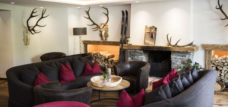 Lechquell Hotel Post - Lounge