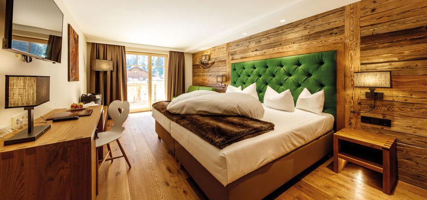 Lechquell Hotel Post - Jagdstudio