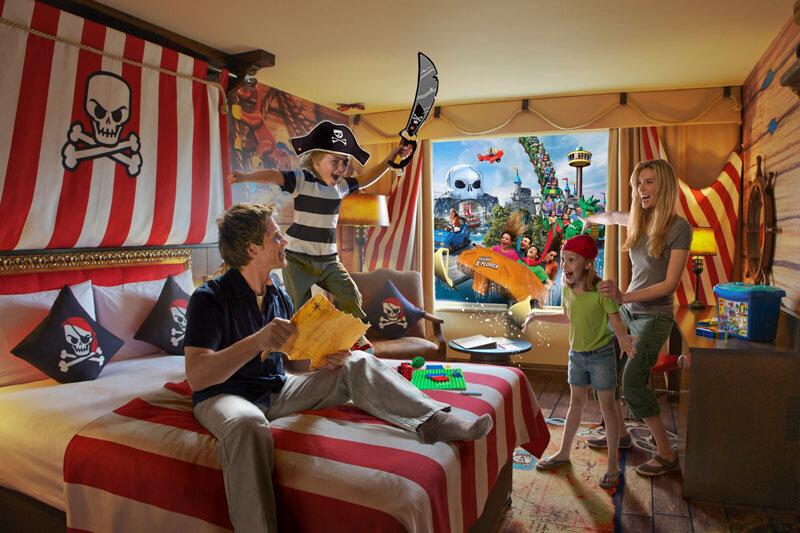 LEGO-Pirateroom