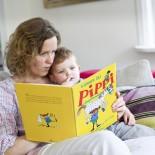 Kinder lieben die benteuer von Pippi!