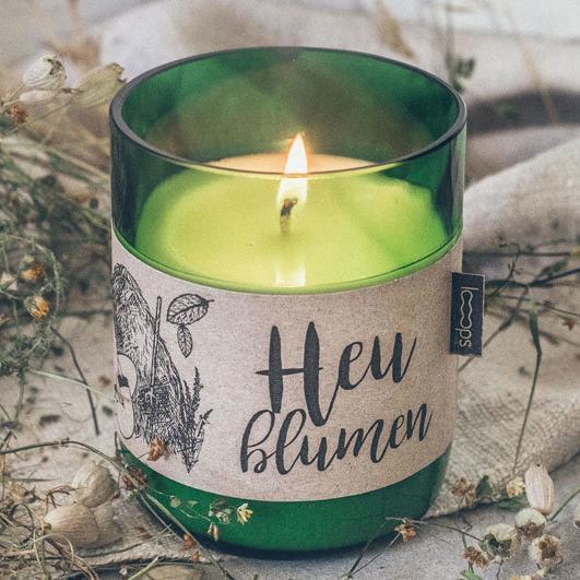 Looops Kerzen - Heublume
