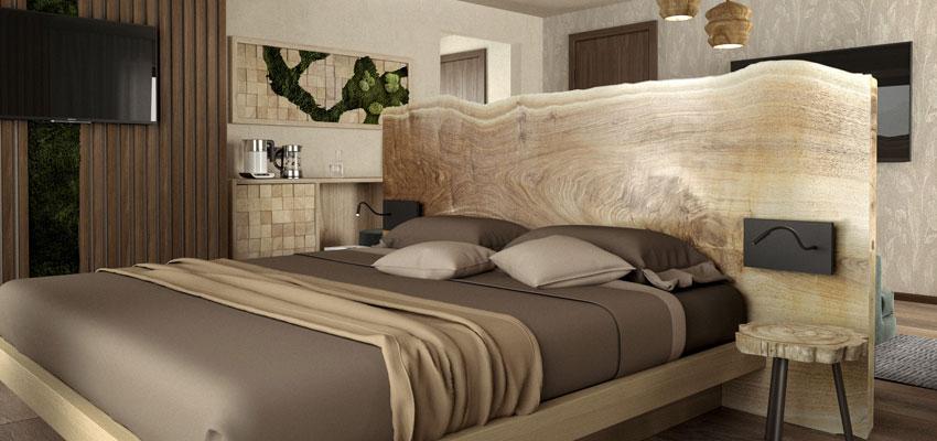 The Grand Green Familux Resort - luxurioeses Doppelzimmer