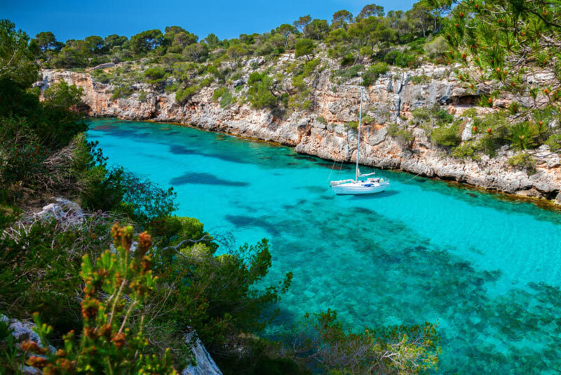 Mallorca @Foto: Click & Boat