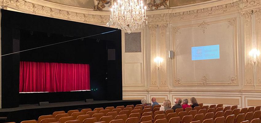 Marionetten-Theater_Salzburg - Saal