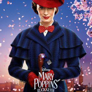 Mary Poppins´ Rückkehr Filmplakat @Foto: Disney