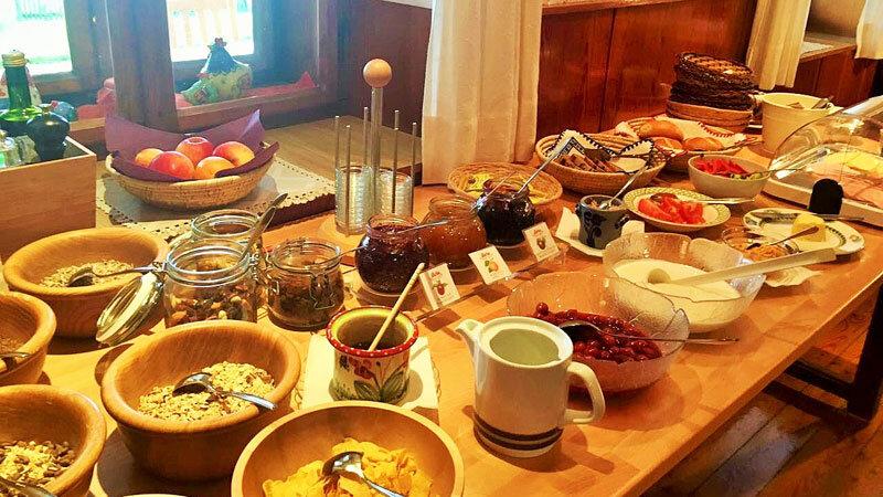Leckeres Frühstücksbuffet- Mösslacherhof © Foto: Nussin Armbrust