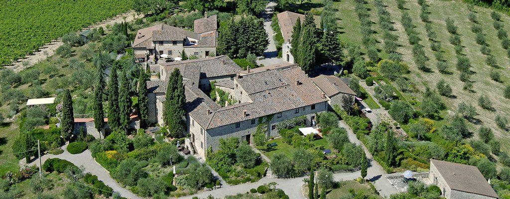 Montebuoni Gesamtansicht von oben