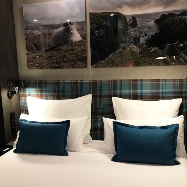 Motel One Royal Edinburg Doppelzimmer