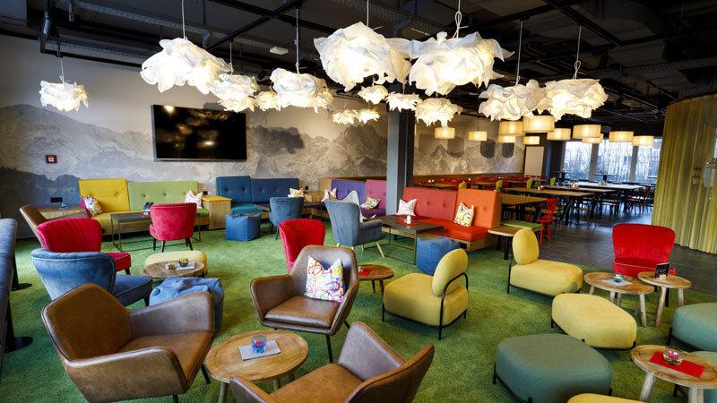 moun10 Jugendherberge Lounge Foto Moun10