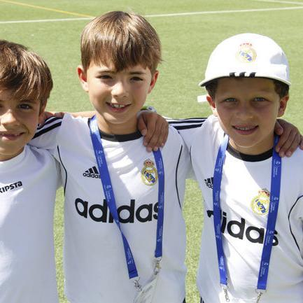 Neptune Hotels Fußball Camp Real Madrid