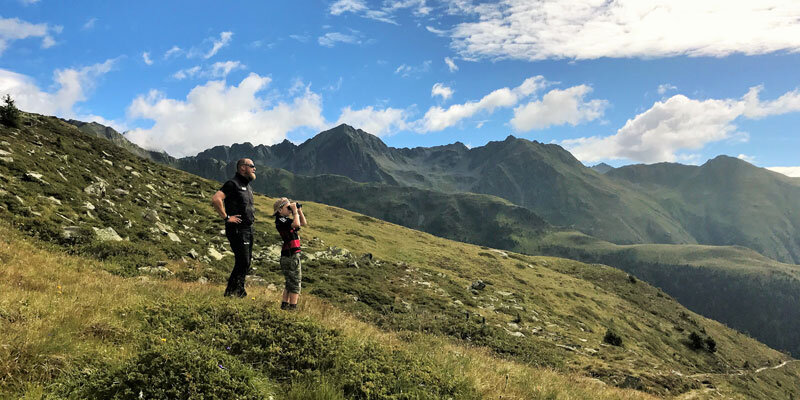 Osttirol-Nationalparkranger