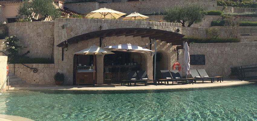 Großer Pool im Park Hyatt Mallorca