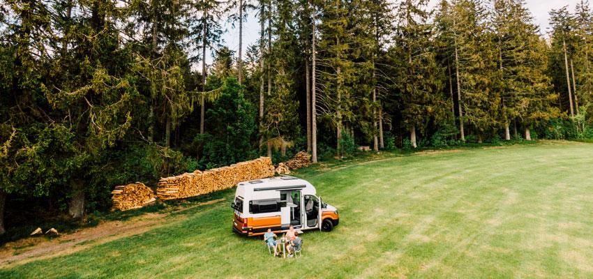 Paul Camper - Outdoor campen