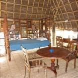 Dune Resort Indien - Bungalow ohne Klimaanlage