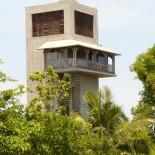 Dune Resort Indien - Bungalow mit Ausblick