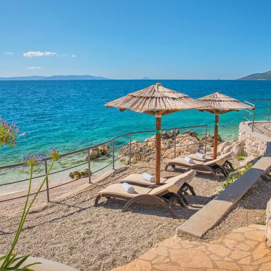 Valamar Girandella Resort Isrtien Beach